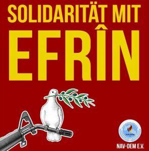 Solidarität mit Efrîn