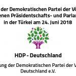 Wahlmanifest der Demokratischen Partei der Völker (HDP)